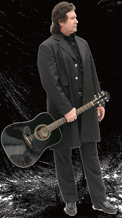 Terry Lee Goffee: The Ultimate Johnny Cash Tribute Artist